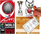 FIBA Basketball 2010 Campionato del Mondo in Turchia