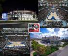 Arena Pavilion in Kadir Kayseri ha (FIBA 2010 Campionato mondiale di pallacanestro in Turchia)