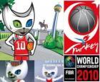 Pet Bascat Pallacanestro Campionato del Mondo 2010 in Turchia