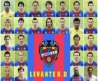 Formazioni di Levante Unión Deportiva 2.010-11