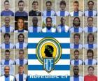 Formazioni di Hércules Club de Fútbol 2.010-11