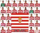 Formazioni di Real Sporting de Gijón 2.010-11