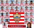 Formazioni di Unión Deportiva Almería 2.010-11