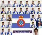 Formazioni di Real Club Deportivo Español 2.010-11