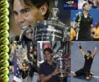 Rafael Nadal campione U. S. Open 2010