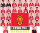 Formazioni di Real Club Deportivo Mallorca 2.010-11