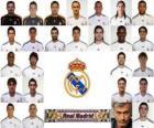 Formazioni di Real Madrid Club de Fútbol 2.010-11
