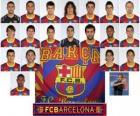 Formazioni di Futbol Club Barcelona 2.010-11
