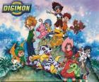 Digimon Personaggi