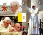 Benedetto XVI, Joseph Alois Ratzinger è il papa 265 ° della Chiesa cattolica.