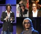 Johnny Depp è un attore statunitense.