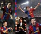 Scarpa d'oro 2009-10 Leo Messi (ARG) FC Barcellona