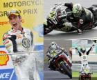 Toni Elias Moto2 Campione del Mondo 2010