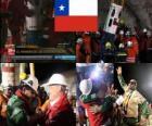 minatori cileni salvataggio a lieto fine