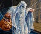 Un fantasma di Halloween