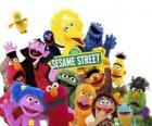 personaggi principali di Sesame Street