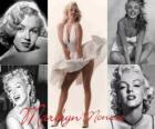 Marilyn Monroe (1926 - 1962) fu una modella e attrice del cinema americano