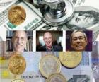 Premio Nobel per l'economia 2010 - Peter A. Diamond, Dale T. Mortensen e Christopher A. Pissarides -
