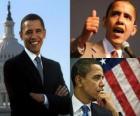 Barack Obama il primo presidente nero ricoprire la carica degli Stati Uniti d'America
