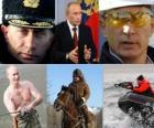Vladimir Putin secondo presidente della Russia dopo il crollo dell'Unione Sovietica