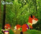 Pokopet Fox dal Panfu