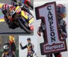 Marc Marquez campione del mondo 125 cc 2010