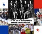 Festività nazionali de Panama. 3 novembre, Giorno dell'Indipendenza. 4 novembre, Giorno della Bandiera