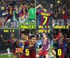 FC Barcellona 5 Real Madrid 0