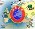 L'Unione delle Federazioni Calcistiche Europee (UEFA)