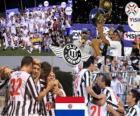 Club Libertad campione del Clausura 2010 (Paraguay)