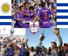 Defensor Sporting Club Campione del Torneo Apertura 2010 (URUGUAY)