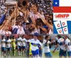 Club Deportivo Universidad Católica Campione del Campionato Nazionale di Prima Divisione 2010 (CILE)