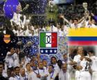 Corporación Deportiva Caldas volta Champion League Postobón 2010 (COLOMBIA)