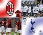 Coppa dei Campioni d'Europa - UEFA Champions League ottavi di finale del 2010-11, Milan - Tottenham Hotspur FC