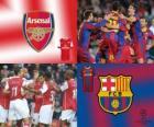 Coppa dei Campioni d'Europa - UEFA Champions League ottavi di finale del 2010-11, Arsenal FC - FC Barcelona