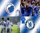 Coppa dei Campioni d'Europa - UEFA Champions League ottavi di finale del 2010-11, FC Copenhague - Chelsea FC