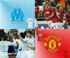 Coppa dei Campioni d'Europa - UEFA Champions League ottavi di finale del 2010-11, Olympique de Marseille - Manchester United