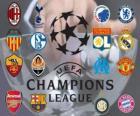 Coppa dei Campioni d'Europa - UEFA Champions League ottavi di finale del 2010-11