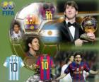 Lionel Messi, Golden Ball FIFA 2010