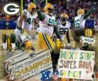 Green Bay Packers NFC Champion 2.010-11