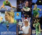 Kim Clijsters 2011 Campione Australian Open