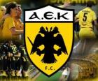 AEK Athens FC, club di calcio greco