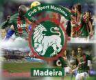 CS Marítimo de Funchal, en Madeira,, club di calcio portoghese