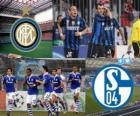 Champions League - UEFA Champions League Quarti di finale 2010-11, FC Internazionale Milano - FC Schalke 04