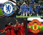 Champions League - UEFA Champions League Quarti di finale 2010-11, il Chelsea FC - Manchester United