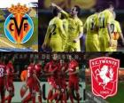 UEFA Europa League 2.010-11 Quarti di finale, Villarreal - Twente