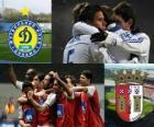 UEFA Champions League, Quarti di finale 2010-11, Dynamo Kyiv - Braga
