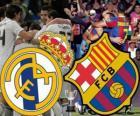 Finale Copa del Rey 2010-11, Real Madrid - FC Barcelona