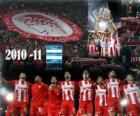 Olympiacos FC, Champion League greca 2010-11