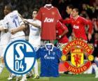 Champions League - UEFA Champions League semifinale 2010-11, FC Schalke 04 - Manchester United